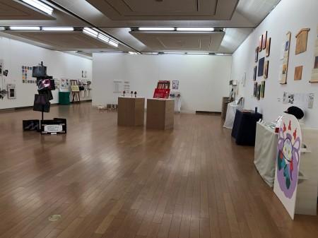 京都芸術高校卒業制作展風景201901155