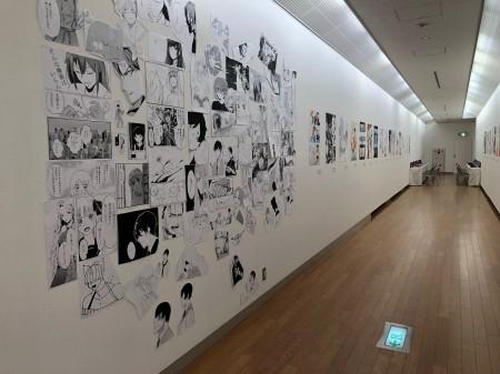 京都芸術高校卒業制作展風景201901152